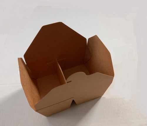 Fold Box with Compartment